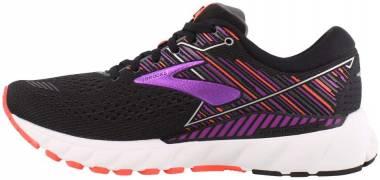 Brooks Adrenaline GTS 19 - Black/Purple/Coral (080)