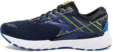 sneakers for cheap bcdbb ea414 Brooks Adrenaline GTS 19 Black Blue Nightlife Men
