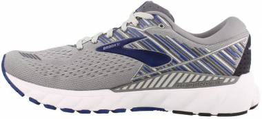 Brooks Adrenaline GTS 19 - Grey/Blue/Ebony