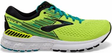 Brooks Adrenaline GTS 19 - Yellow Nightlife Black White 741 (741)