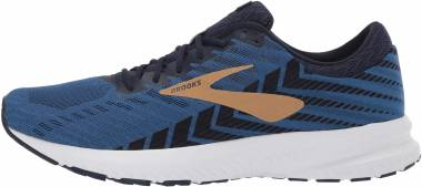Brooks Launch 6 - Peacoat Blue Gold (424)