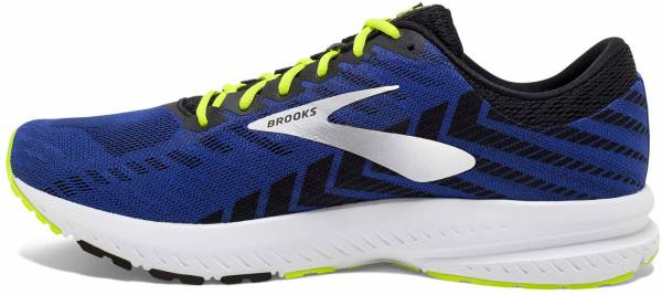 Brooks Launch 6 - Blue/Black/Nightlife (419)