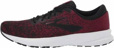 Brooks Launch 6 - Red / Black / Grey