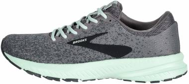 Brooks Launch 6 - Shark/Aqua/Ebony (011)