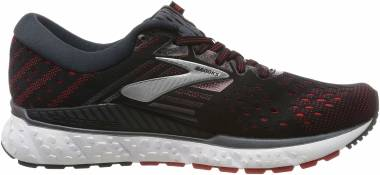 Brooks Transcend 6 - Black/Ebony/Red (021)
