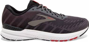 Brooks Ravenna 10 - Ebony Black Red