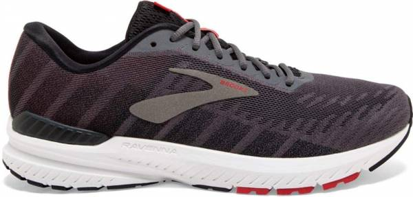 Brooks Ravenna 10 - Ebony Black Red (066)