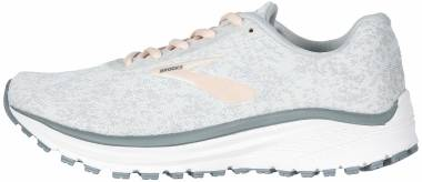 Brooks Anthem 2 - Blanc/Gris/Pêche.