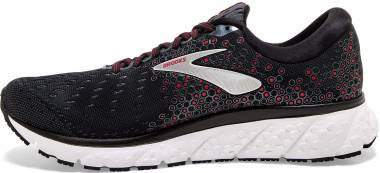 Brooks Glycerin 17 - Black/Ebony/Red (021)