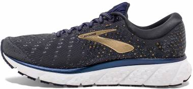 Brooks Glycerin 17 - Grey/Navy/Gold