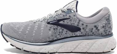Brooks Glycerin 17 - Grey/Navy/White