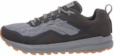 Brooks Cascadia 14 - Ebony/Grey/Biscuit (079)