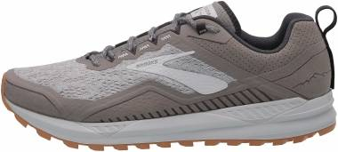 Brooks Cascadia 14 - Grey/Dove/Biscuit (126)