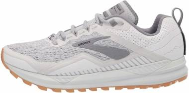 Brooks Cascadia 14 - Light Grey/Grey/Biscuit (137)