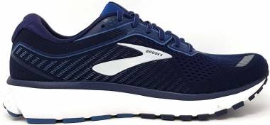 Brooks Ghost 12 - Navy Stellar White (438)