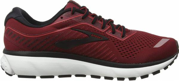 Brooks Ghost 12 - Red / Biking Red / Black