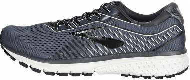 Brooks Ghost 12 - Black Pearl Oyster (075)