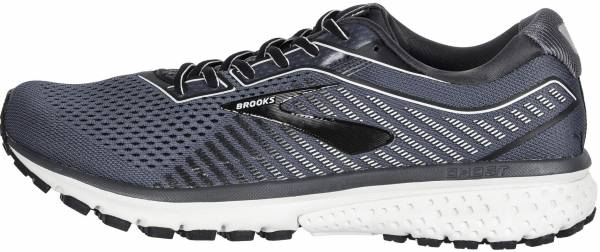 Brooks Ghost 12 - Black/Pearl/Oyster