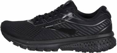 Brooks Ghost 12 - BLACK/GREY (040)