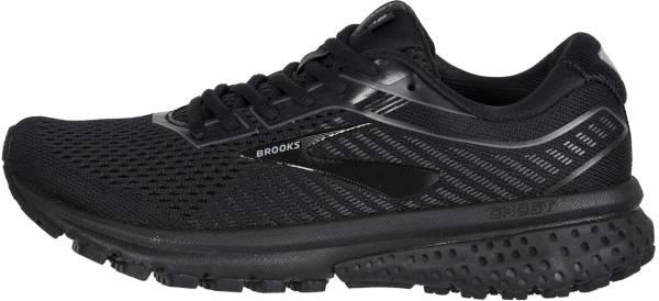 Brooks Ghost 12 - Black Grey (040)