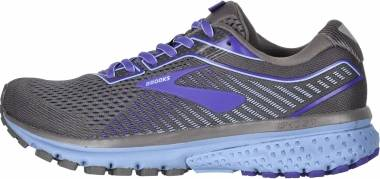Brooks Ghost 12 - Shark Violet Bel Air Blue (097)