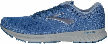 Brooks Revel 3 - Blue (468)