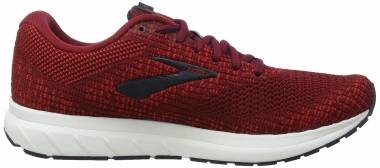 Brooks Revel 3 - Red/Biking Red/Peacoat (683)