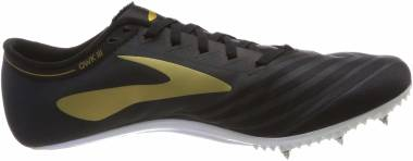 Brooks QW-K v3 - Black / Gold / Iridescent