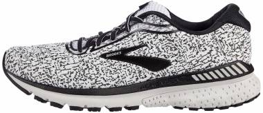 Brooks Adrenaline GTS 20 - White/Black/Grey (156)