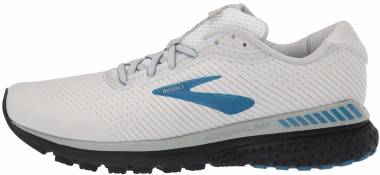 Brooks Adrenaline GTS 20 - White Grey Deep Water (135)