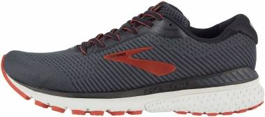 Brooks Adrenaline GTS 20 - Black/Ebony/Ketchup (029)