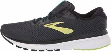 Brooks Adrenaline GTS 20 - Black Lime Blue Grass (018)
