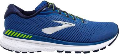 Brooks Adrenaline GTS 20 - Blue Nightlife White (458)