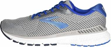 Brooks Adrenaline GTS 20 - Grey/Blue/Navy