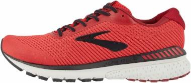 Brooks Adrenaline GTS 20 - Red Black Grey (617)