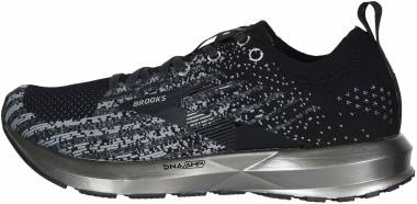 Brooks Levitate 3 - Black Ebony Silver (047)