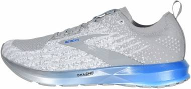 Brooks Levitate 3 - White/Grey/Blue (199)