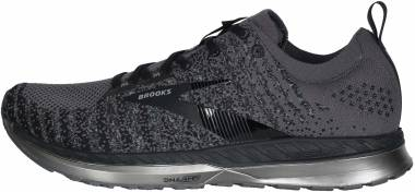 Brooks Bedlam 2 - Ebony Black Grey (040)