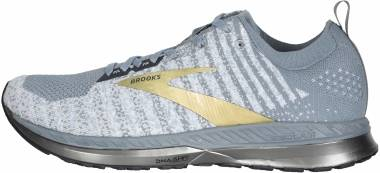 Brooks Bedlam 2 - Grey/White/Gold (091)