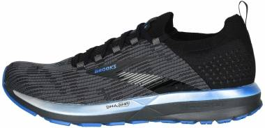 Brooks Ricochet 2 - Black Grey Blue