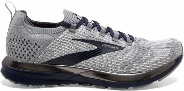 Brooks Ricochet 2 - Grey/Navy (020)