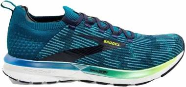 Brooks Ricochet 2 - Blue Navy Nightlife (479)