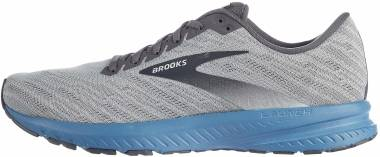 Brooks Launch 7 - Antarctica/Black/Stellar (092)