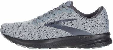 Brooks Launch 7 - Grey/Blackened Pearl/Black (096)