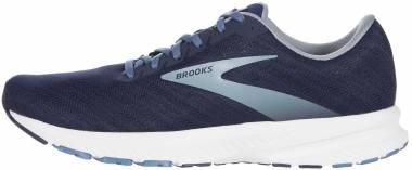 Brooks Launch 7 - Peacoat/Primer Grey/White (478)