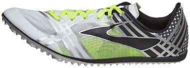Brooks ELMN8 v3 - White (159)