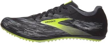 Brooks ELMN8 v5 - Black Grey Nightlife (081)
