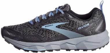 Brooks Divide - Black Grey (080)