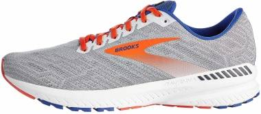 Brooks Ravenna 11 - Grey/Cherry/Mazarine (049)