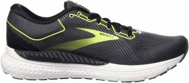 Brooks Transcend 7 - Black Ebony Nightlife (051)
